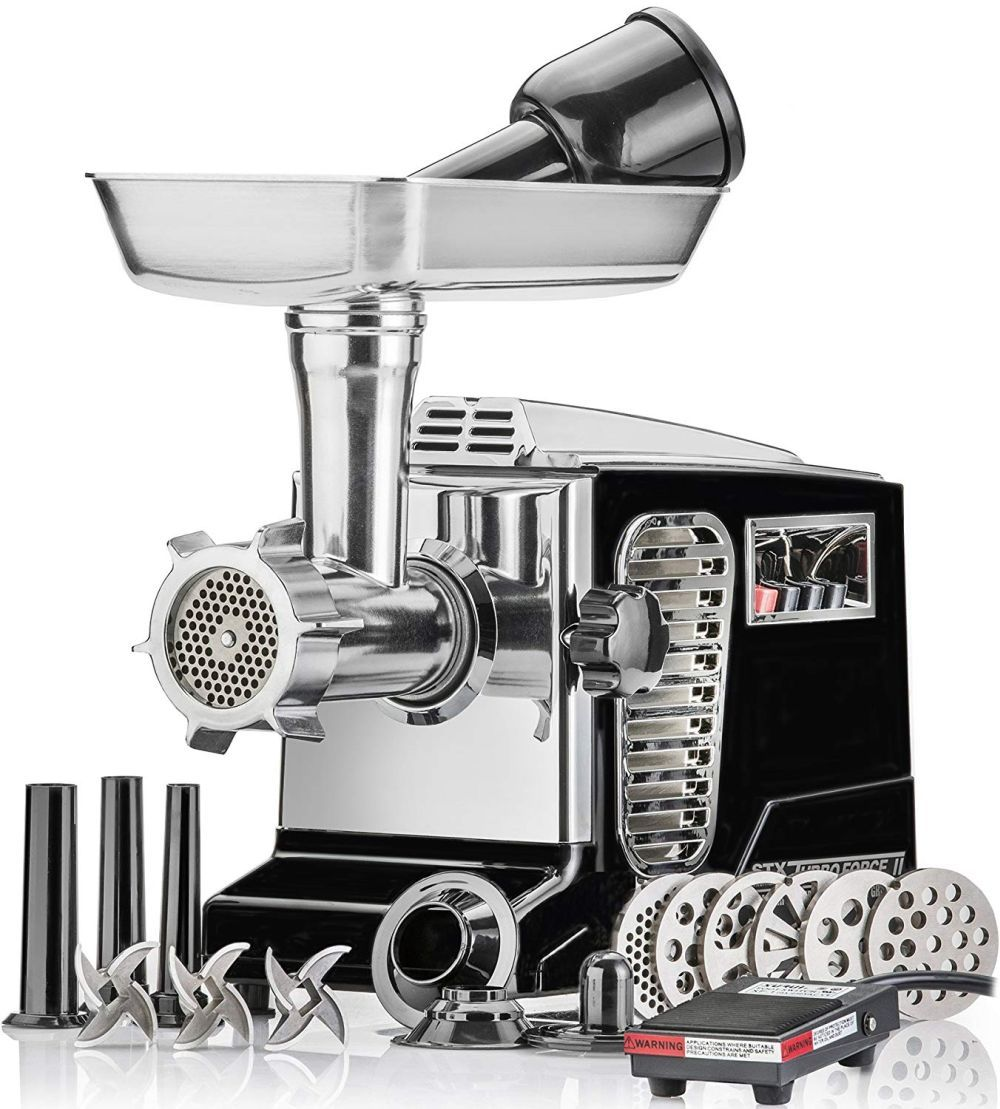 STX International Turboforce II Meat Grinder Review