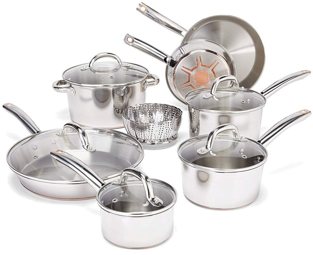 T-fal Ultimate Stainless Steel Cookware Review