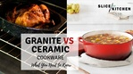 Granite Cookware vs Ceramic Cookware (What You Should Know)