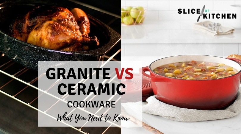 Granite Cookware vs Ceramic Cookware (What You Should Know