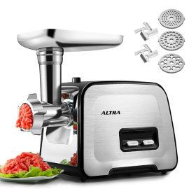 ALTRA Stainless Steel Meat Mincer Review