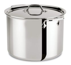 All-Clad 4512 Stainless Steel Stockpot Review