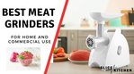 Best Meat Grinders of 2019