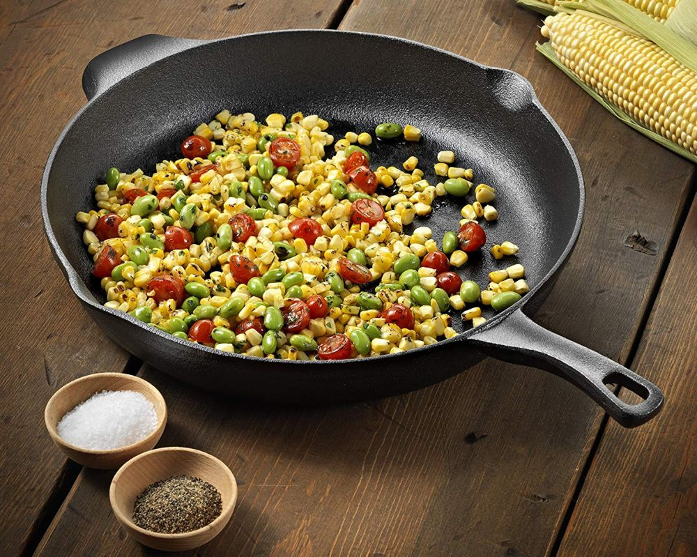 Calphalon-Cast Iron Skillet review