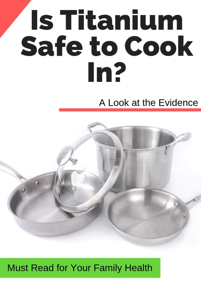 Titanium cookware is a strong, lightweight, durable, and non-toxic cookware option. But the lingering question is, just how safe is it to cook in? In this blog post I'll explore this topic in detail, backed by studies.