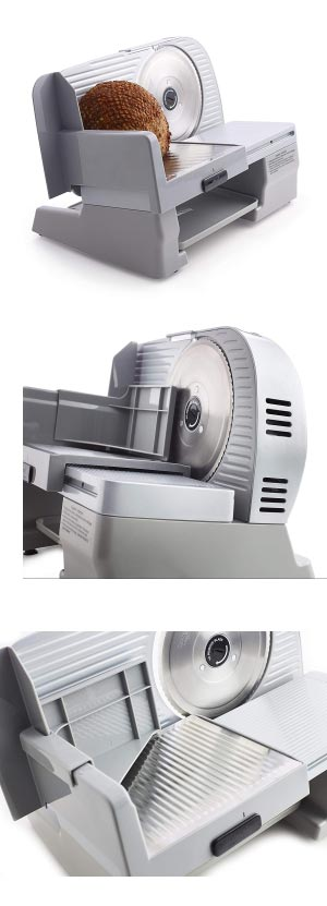 Chef'sChoice 609A Electric Meat Slicer Review