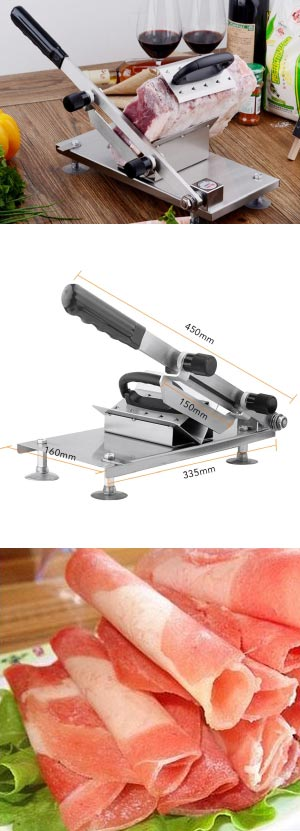 WeLove Manual Meat Slicer Review