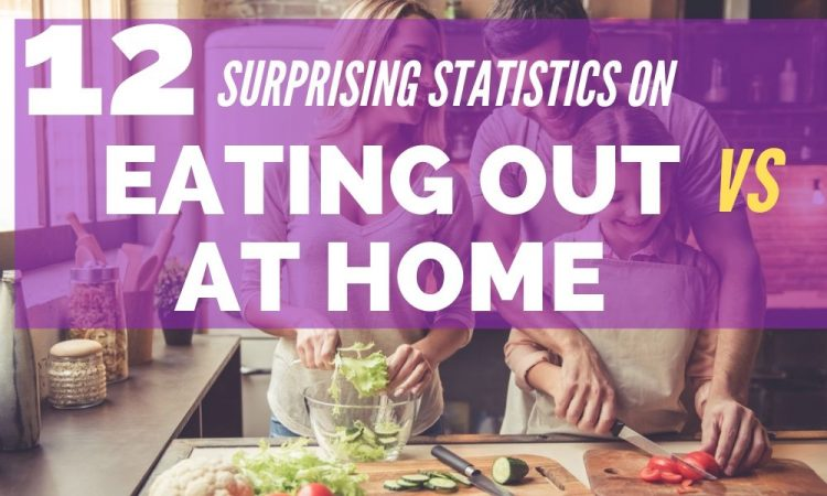 Eating out vs eating at home statistics