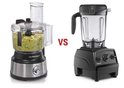 Blender vs Food Processor for Hummus